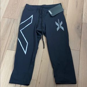 NWT 2xu compression shorts